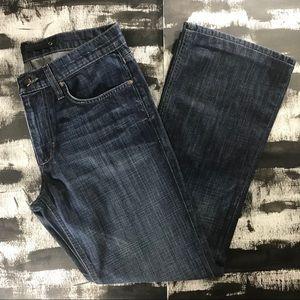"""Joe's Jeans """"Rocker"""" Dark Wash men's"""